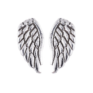 Petite Wing Stud Earrings