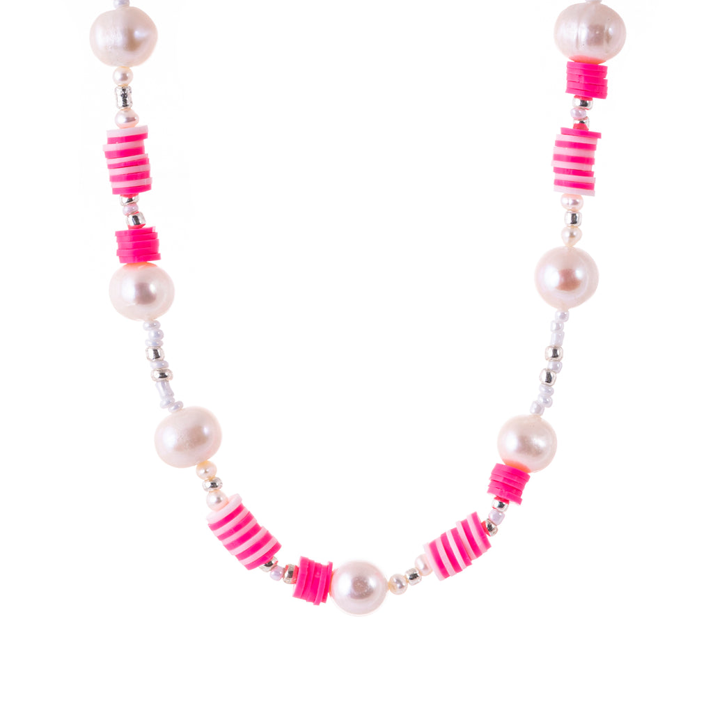 Abbey Pearl Necklaces