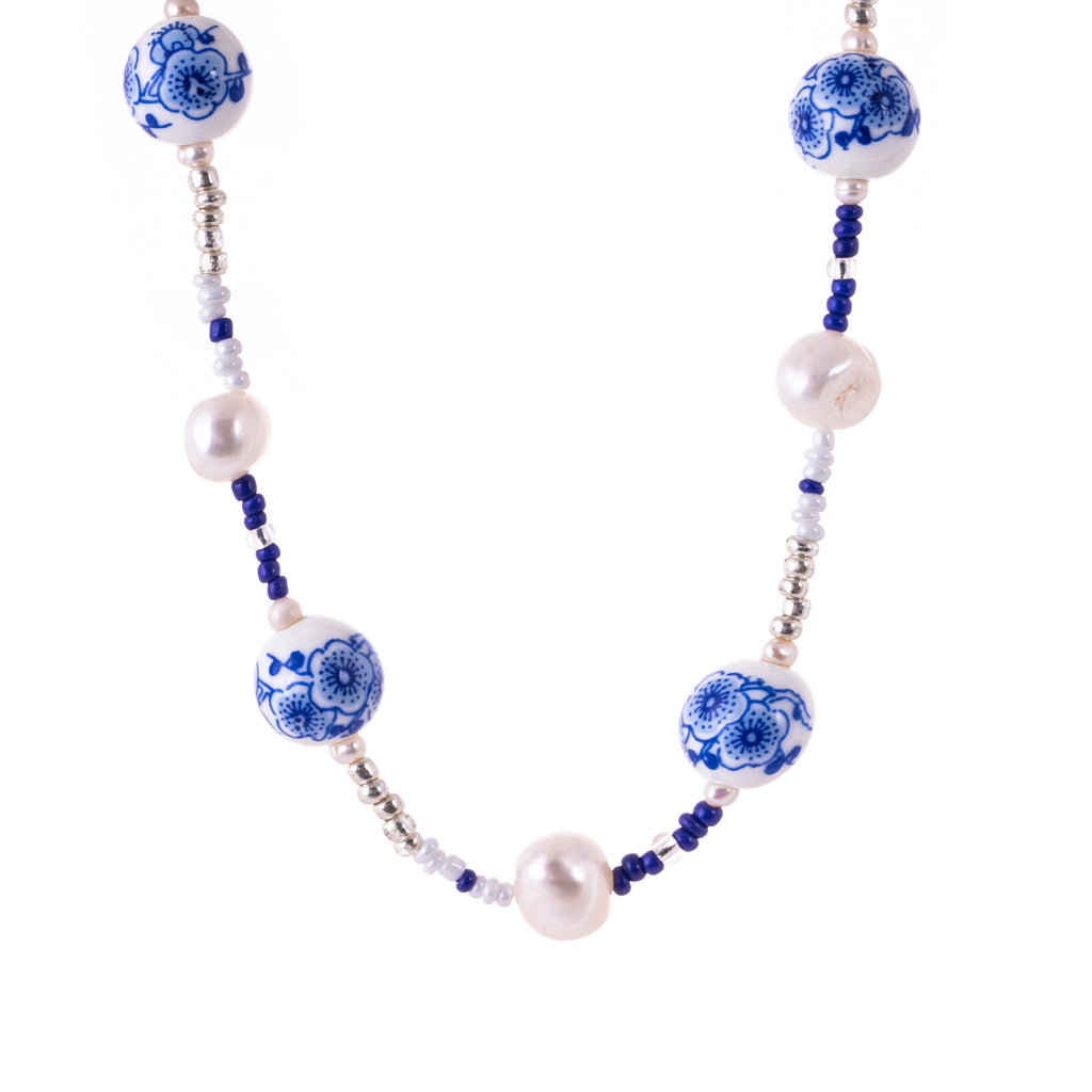 Antoinette Pearl Necklaces