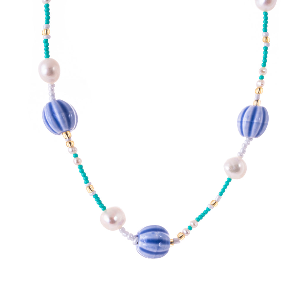 Theresa Pearl Necklaces