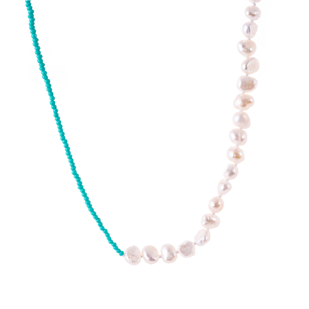 Dory Pearl Necklaces