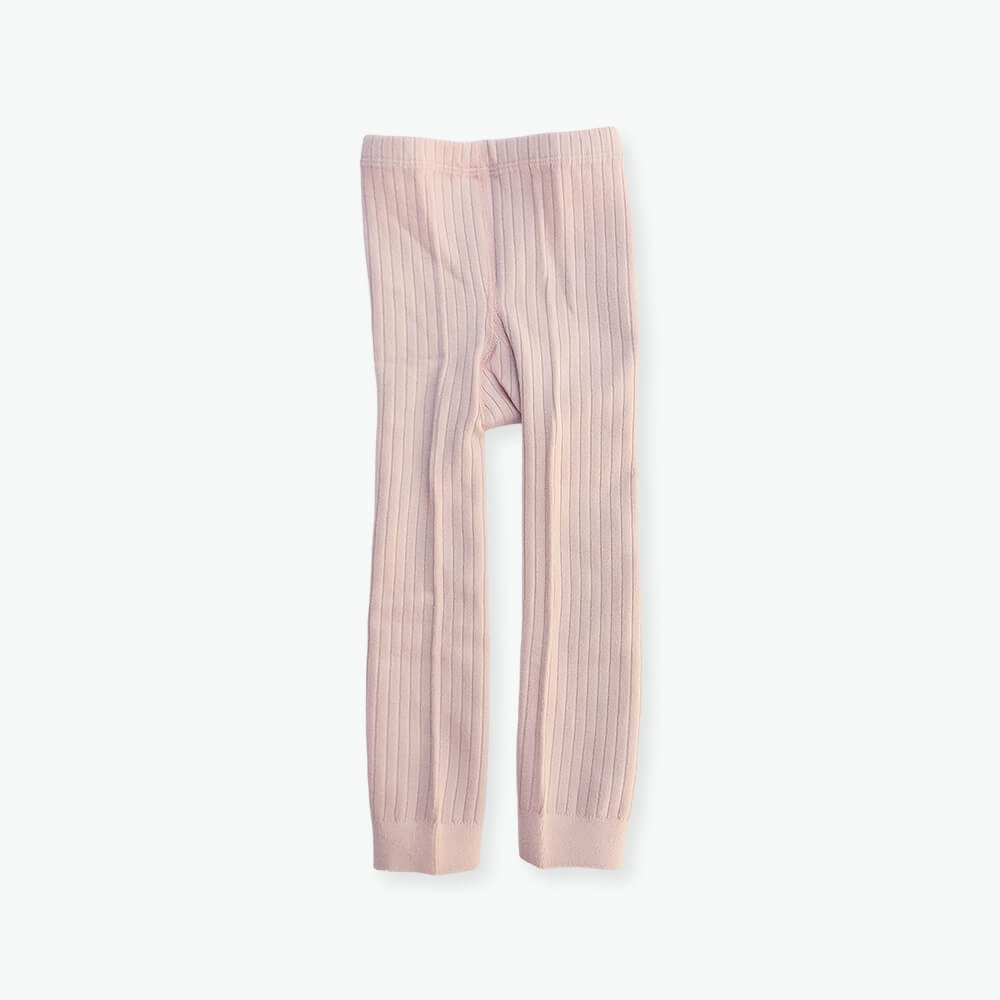 Amber Leggings - Soft Pink