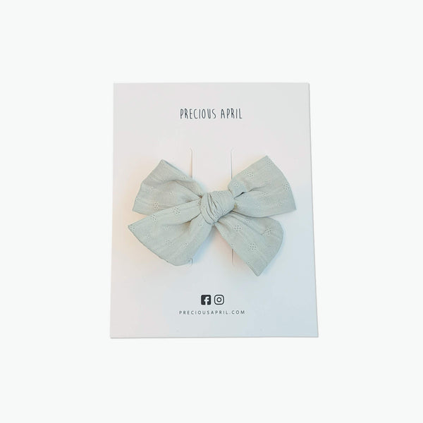 Rosie Bow Clips