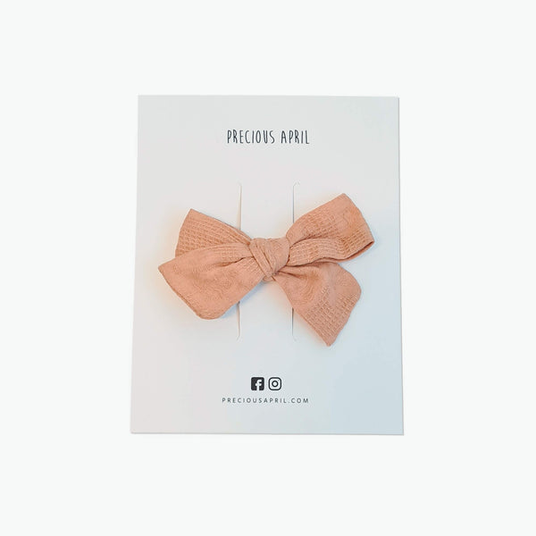 Bella Bow Clips