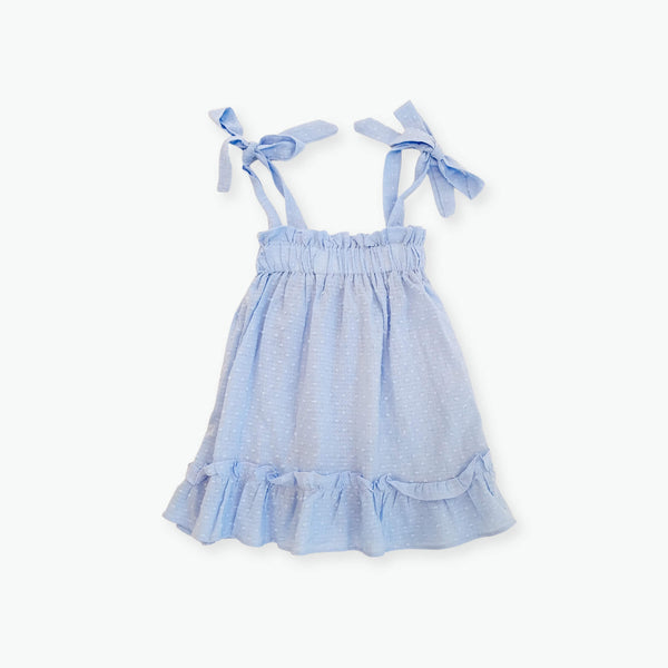 Chloe Dress - Blue