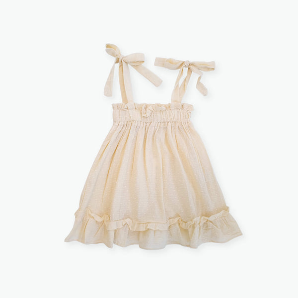Chloe Dress - Butter