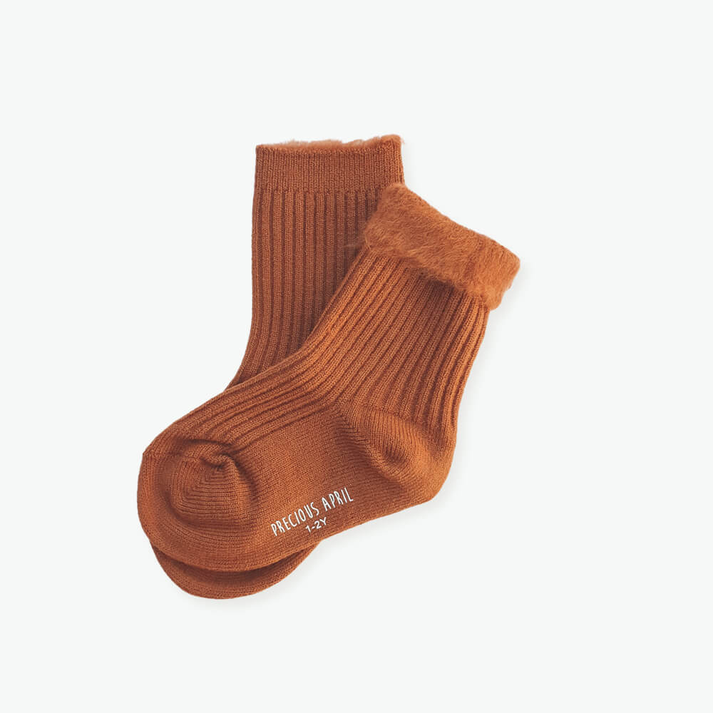 Finley Socks - Clay