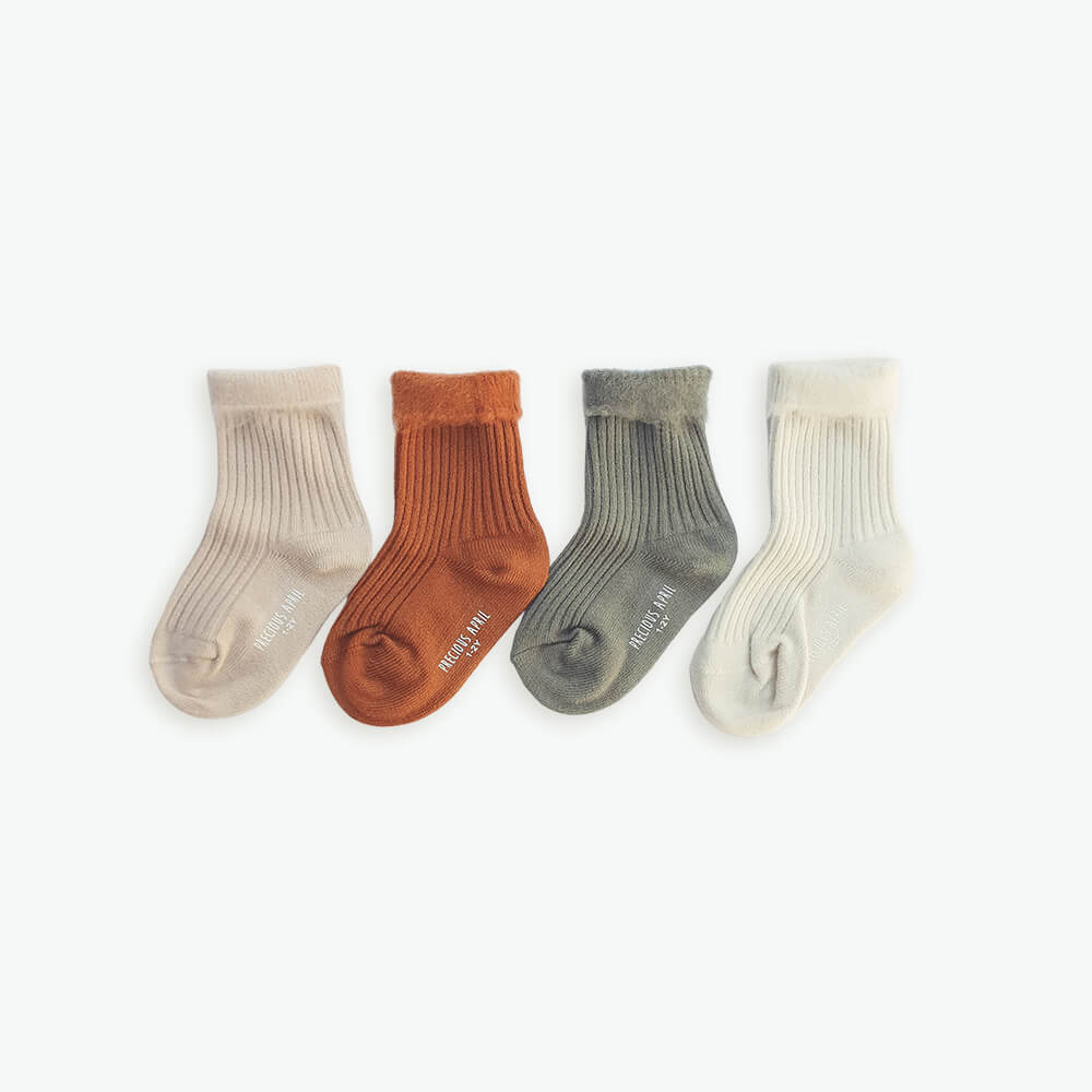 Finley Socks Set (4 Colours)