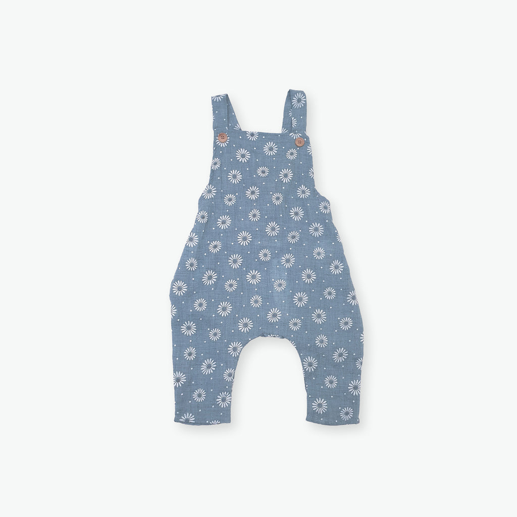 Lily Floral Overall
