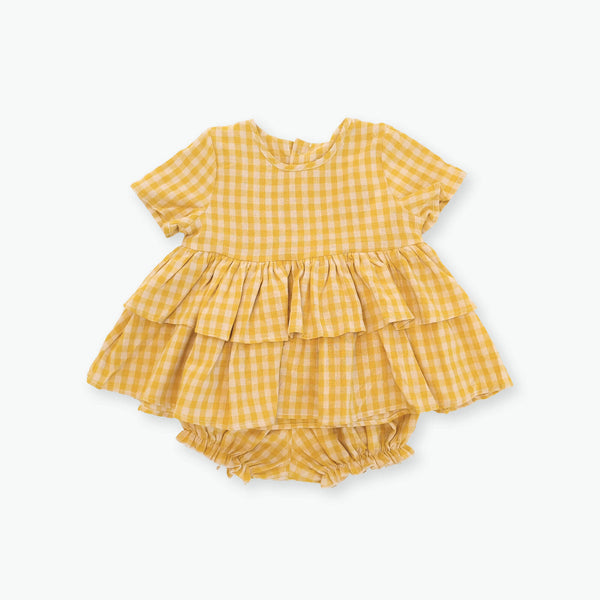 Lulu Gingham Set