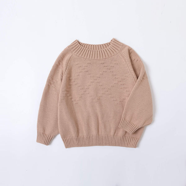 Ophelia Cotton Knit Jumper