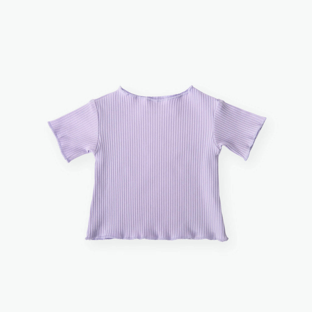 Penny Ruffle Cotton Top