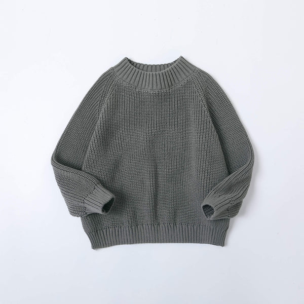 Taylor Unisex Cotton Knit Jumper