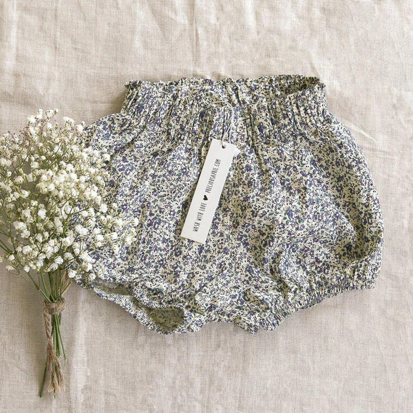 Lucy Mae Floral Bloomer - Precious April