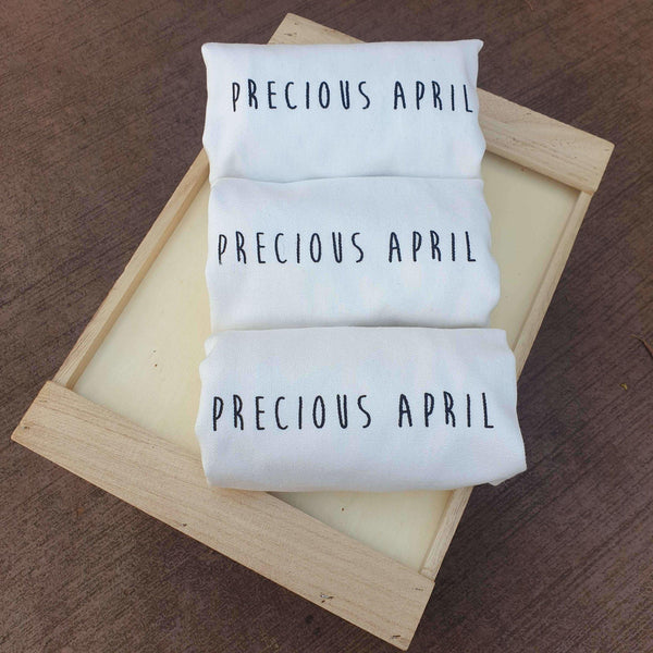 Precious April Tote Bag - Precious April