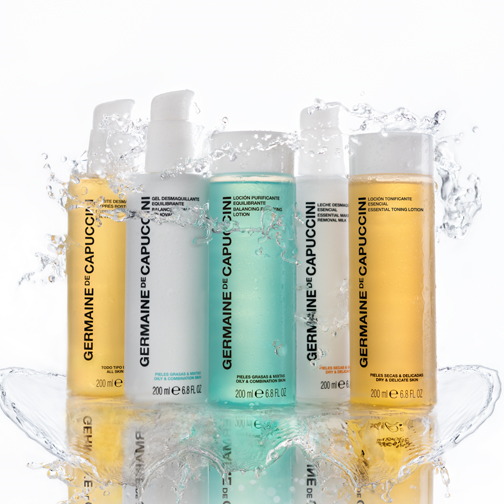 Shop Germaine de Capuccini products