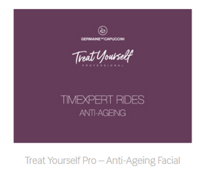 Treat Yourself Pro – Anti-Ageing Facial Treat your skin with our in-salon professional Facial