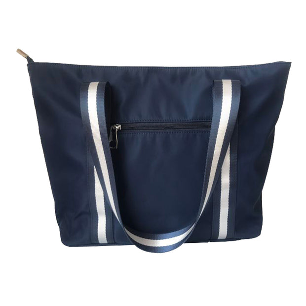 The New Yorker (Navy) Blue Tote Bag