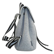 Hudson (Marle Grey) Neoprene Backpack