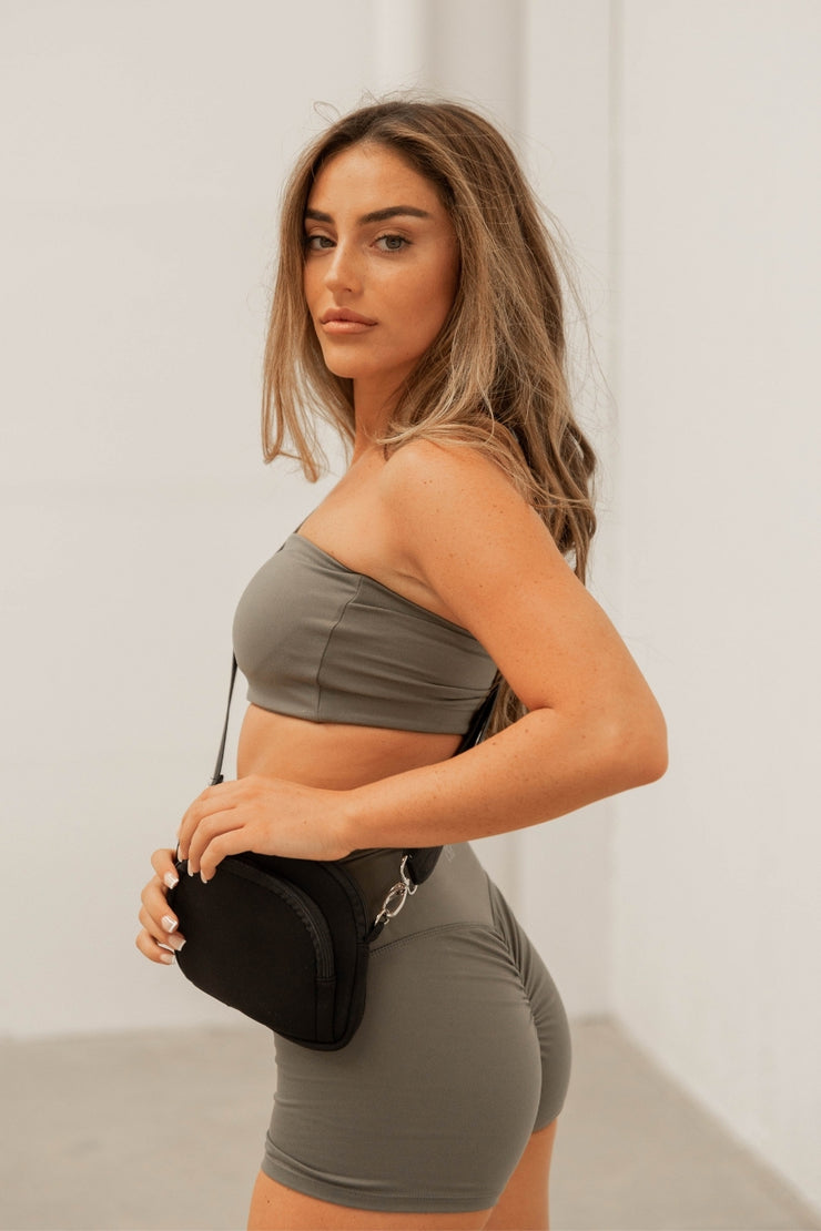 Dylan (Marle Grey) Neoprene Tote Bag