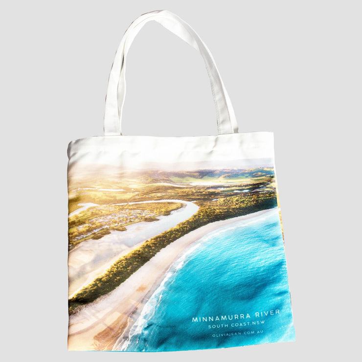 Minnamurra River Tote Bag