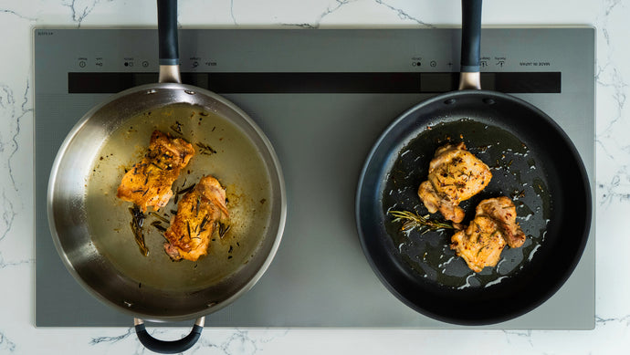 The Superior Sear Showdown: Nonstick Aluminum vs. Stainless Steel