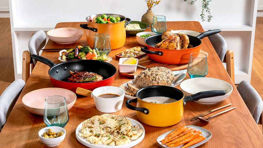 Putting Together A Feast With Four Essential Cookware Pieces