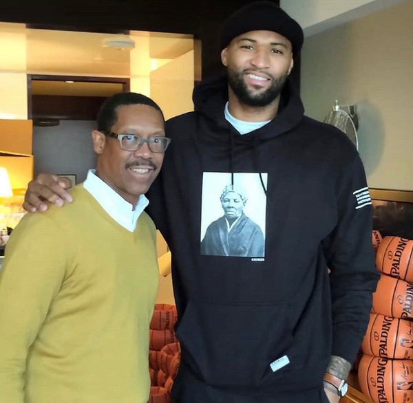Chris Dennis and Demarcus Cousins
