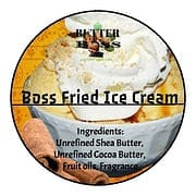 Boss Fried Ice Cream Signature Collection