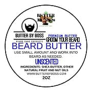 Boss Beard Growth Butter