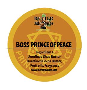 Boss Prince of Peace as Compared to Prince of Peace  Collection