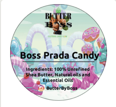 Boss Prada Candy as Compared to Prada Candy Collection - Butter By Boss