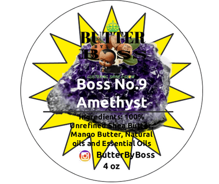 Boss Amethyst as Compared to Bond No.9 Amethyst Collection - Butter By Boss