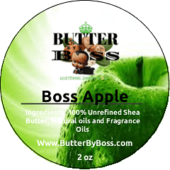 Boss Apple Signature Scent Collection - Butter By Boss