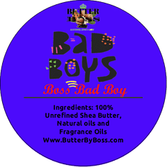 Boss Bad Boy Signature Collection - Butter By Boss