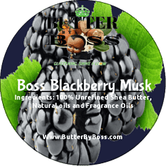 Boss Blackberry Musk Signature Collection