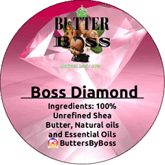 Boss Diamond as Compared Rihanna Riri Collection - Butter By Boss