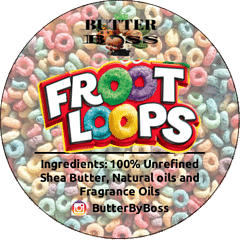Boss Froot Loops  as Compared to Froot Loop Cereal Collection