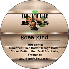 Boss Kind as Compared to Mankind - Butter By Boss