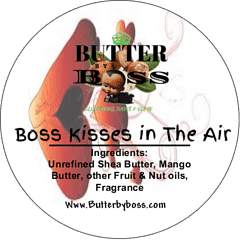 Boss Kisses in the Air Signature Collection - Butter By Boss