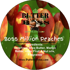 Boss Million Peaches Signature Scent Collection - Butter By Boss