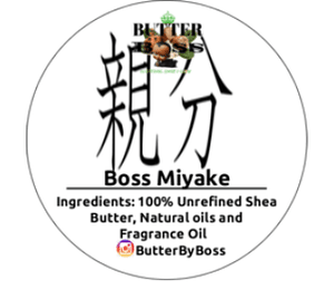 Boss Miyake as Compared to Issey Miyake Collection - Butter By Boss