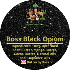 Boss Black Opium as Compared to YSL Black Opium Collection - Butter By Boss