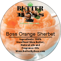 Boss Orange Sherbet Signature Collection