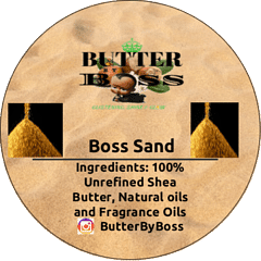 Boss Sand as Compared to Golden Sand Imported Collection