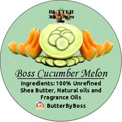 Boss Cucumber Melon as Compared to BBW Cucumber Melon Type Collection