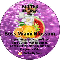 Boss Miami Blossom as Compared to Escada Miami Blossom type Collection