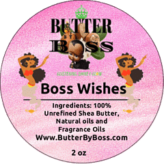 Boss Wishes as Compared to Thousand Wishes by BBW Collection - Butter By Boss