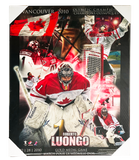 10110- Team Canada Luongo Plaque