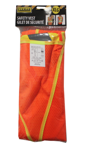 69034- Fixman Safety Vest  in XLG